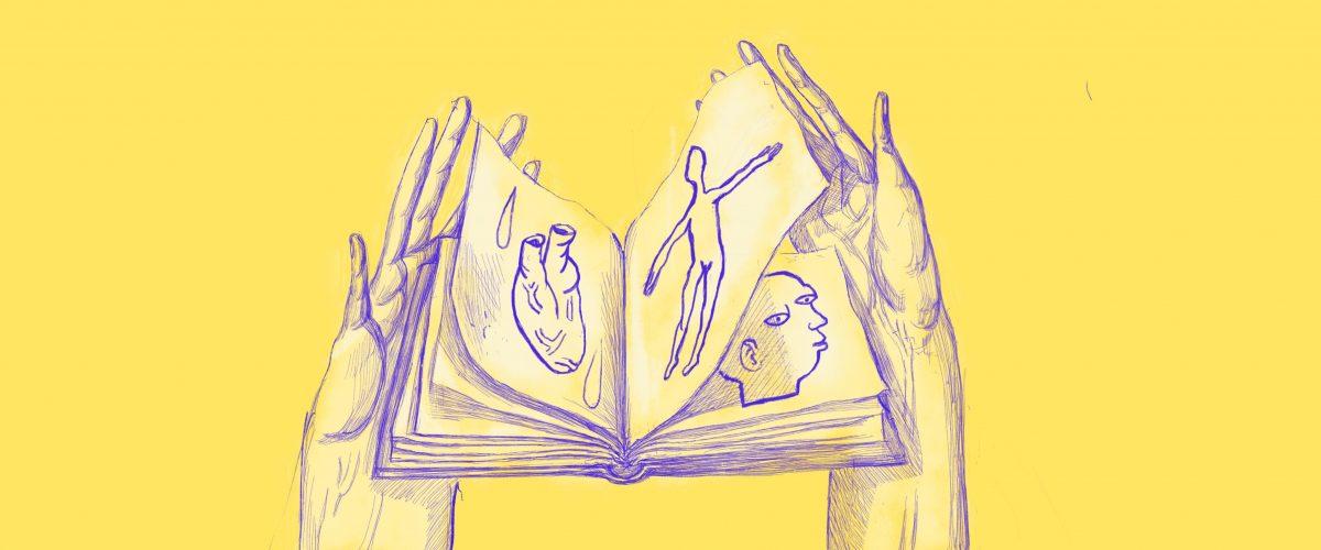 Kūno pasakojimai: dėmesio, kalba nerimas